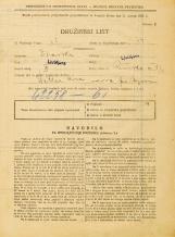 Popis prebivalstva 31. 3. 1931<br />Ljubljana<br />Rimska cesta 1<br />Population census 31 March 1931