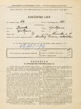 Popis prebivalstva 31. 3. 1931<br />Ljubljana<br />Rimska cesta 11<br />Population census 31 March 1931