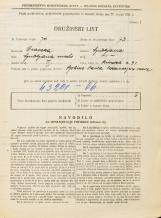 Popis prebivalstva 31. 3. 1931<br />Ljubljana<br />Rimska cesta 31<br />Population census 31 March 1931