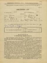 Popis prebivalstva 31. 3. 1931<br />Ljubljana<br />Srbska ulica 20<br />Population census 31 March 1931