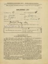 Popis prebivalstva 31. 3. 1931<br />Ljubljana<br />Sredina 18<br />Population census 31 March 1931