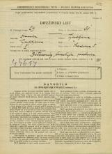 Popis prebivalstva 31. 3. 1931<br />Ljubljana<br />Sredina 5<br />Population census 31 March 1931