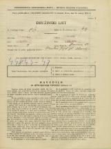 Popis prebivalstva 31. 3. 1931<br />Ljubljana<br />Staničeva ulica 13<br />Population census 31 March 1931