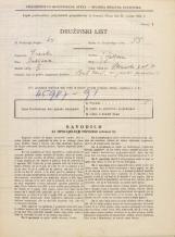 Popis prebivalstva 31. 3. 1931<br />Ljubljana<br />Stranska pot 11<br />Population census 31 March 1931