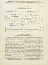 Popis prebivalstva 31. 3. 1931<br />Ljubljana<br />Streliška ulica 10<br />Population census 31 March 1931