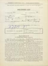 Popis prebivalstva 31. 3. 1931<br />Ljubljana<br />Svetega Petra cesta 13<br />Population census 31 March 1931