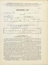 Popis prebivalstva 31. 3. 1931<br />Ljubljana<br />Svetega Petra cesta 14<br />Population census 31 March 1931