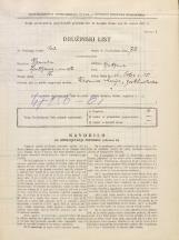 Popis prebivalstva 31. 3. 1931<br />Ljubljana<br />Svetega Petra cesta 15<br />Population census 31 March 1931