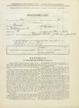 Popis prebivalstva 31. 3. 1931<br />Ljubljana<br />Svetega Petra cesta 19a<br />Population census 31 March 1931