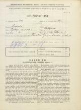 Popis prebivalstva 31. 3. 1931<br />Ljubljana<br />Svetega Petra cesta 2<br />Population census 31 March 1931