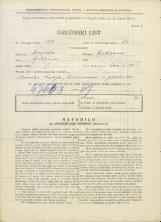 Popis prebivalstva 31. 3. 1931<br />Ljubljana<br />Svetega Petra cesta 41<br />Population census 31 March 1931
