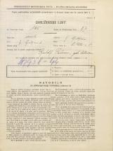 Popis prebivalstva 31. 3. 1931<br />Ljubljana<br />Svetega Petra cesta 54<br />Population census 31 March 1931