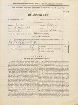 Popis prebivalstva 31. 3. 1931<br />Ljubljana<br />Svetega Petra cesta 79<br />Population census 31 March 1931