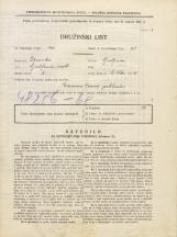 Popis prebivalstva 31. 3. 1931<br />Ljubljana<br />Svetega Petra cesta 85<br />Population census 31 March 1931