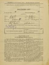 Popis prebivalstva 31. 3. 1931<br />Ljubljana<br />Šelenburgova ulica 4<br />Population census 31 March 1931