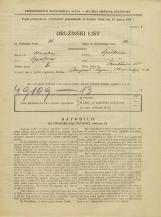 Popis prebivalstva 31. 3. 1931<br />Ljubljana<br />Škrabčeva ulica 35<br />Population census 31 March 1931