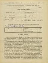 Popis prebivalstva 31. 3. 1931<br />Ljubljana<br />Škrabčeva ulica 5<br />Population census 31 March 1931
