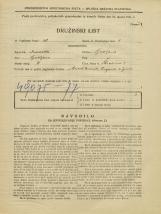 Popis prebivalstva 31. 3. 1931<br />Ljubljana<br />Škrabčeva ulica 9<br />Population census 31 March 1931