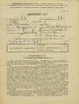 Popis prebivalstva 31. 3. 1931<br />Ljubljana<br />Svetčeva ulica 8<br />Population census 31 March 1931