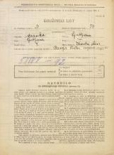 Popis prebivalstva 31. 3. 1931<br />Ljubljana<br />Tesarska ulica 3<br />Population census 31 March 1931