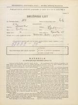 Popis prebivalstva 31. 3. 1931<br />Ljubljana<br />Topniška ulica 15<br />Population census 31 March 1931