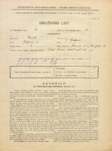 Popis prebivalstva 31. 3. 1931<br />Ljubljana<br />Trdinova ulica 2<br />Population census 31 March 1931