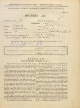 Popis prebivalstva 31. 3. 1931<br />Ljubljana<br />Trnovski pristan 3<br />Population census 31 March 1931
