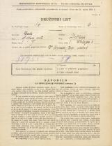 Popis prebivalstva 31. 3. 1931<br />Ljubljana<br />Trubarjeva ulica 2<br />Population census 31 March 1931