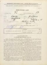 Popis prebivalstva 31. 3. 1931<br />Ljubljana<br />Tržaška cesta 15<br />Population census 31 March 1931