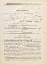 Popis prebivalstva 31. 3. 1931<br />Ljubljana<br />Tržaška cesta 28<br />Population census 31 March 1931