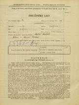 Popis prebivalstva 31. 3. 1931<br />Ljubljana<br />Velika čolnarska ulica 8<br />Population census 31 March 1931
