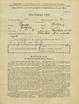 Popis prebivalstva 31. 3. 1931<br />Ljubljana<br />Verovškova ulica 48<br />Population census 31 March 1931