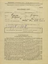 Popis prebivalstva 31. 3. 1931<br />Ljubljana<br />Verovškova ulica 51<br />Population census 31 March 1931