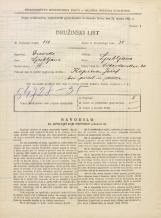 Popis prebivalstva 31. 3. 1931<br />Ljubljana<br />Vidovdanska cesta 20<br />Population census 31 March 1931