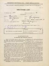 Popis prebivalstva 31. 3. 1931<br />Ljubljana<br />Vidovdanska cesta 3<br />Population census 31 March 1931