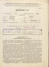 Popis prebivalstva 31. 3. 1931<br />Ljubljana<br />Vidovdanska cesta 9<br />Population census 31 March 1931