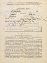 Popis prebivalstva 31. 3. 1931<br />Ljubljana<br />Vilharjeva ulica 2<br />Population census 31 March 1931