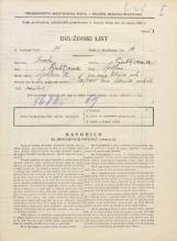 Popis prebivalstva 31. 3. 1931<br />Ljubljana<br />Vilharjeva ulica NN10<br />Population census 31 March 1931