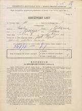 Popis prebivalstva 31. 3. 1931<br />Ljubljana<br />Vilharjeva ulica NN13<br />Population census 31 March 1931