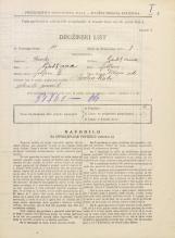 Popis prebivalstva 31. 3. 1931<br />Ljubljana<br />Vilharjeva ulica NN9<br />Population census 31 March 1931