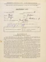 Popis prebivalstva 31. 3. 1931<br />Ljubljana<br />Vodnikova cesta 9<br />Population census 31 March 1931