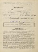 Popis prebivalstva 31. 3. 1931<br />Ljubljana<br />Vodovodna cesta 28<br />Population census 31 March 1931