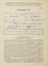 Popis prebivalstva 31. 3. 1931<br />Ljubljana<br />Vodovodna cesta 4<br />Population census 31 March 1931