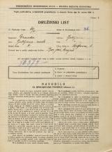 Popis prebivalstva 31. 3. 1931<br />Ljubljana<br />Wolfova ulica 1<br />Population census 31 March 1931