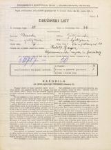 Popis prebivalstva 31. 3. 1931<br />Ljubljana<br />Vošnjakova ulica 10<br />Population census 31 March 1931