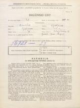 Popis prebivalstva 31. 3. 1931<br />Ljubljana<br />Vošnjakova ulica 16<br />Population census 31 March 1931
