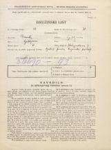 Popis prebivalstva 31. 3. 1931<br />Ljubljana<br />Vošnjakova ulica 7<br />Population census 31 March 1931