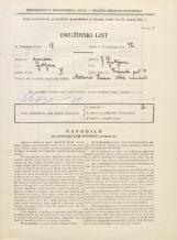Popis prebivalstva 31. 3. 1931<br />Ljubljana<br />Vožarski pot 4<br />Population census 31 March 1931
