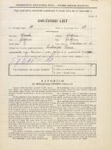 Popis prebivalstva 31. 3. 1931<br />Ljubljana<br />Vrhovčeva ulica 13<br />Population census 31 March 1931