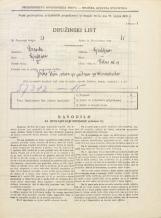 Popis prebivalstva 31. 3. 1931<br />Ljubljana<br />Vrtna ulica 11<br />Population census 31 March 1931